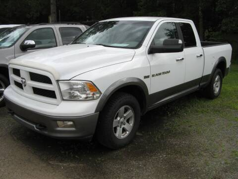 2012 RAM Ram Pickup 1500 for sale at Champines House Of Wheels in Kronenwetter WI