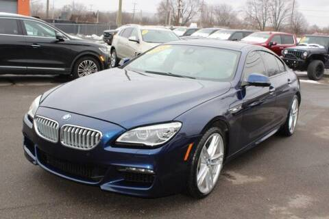 2016 BMW 6 Series for sale at Road Runner Auto Sales WAYNE in Wayne MI