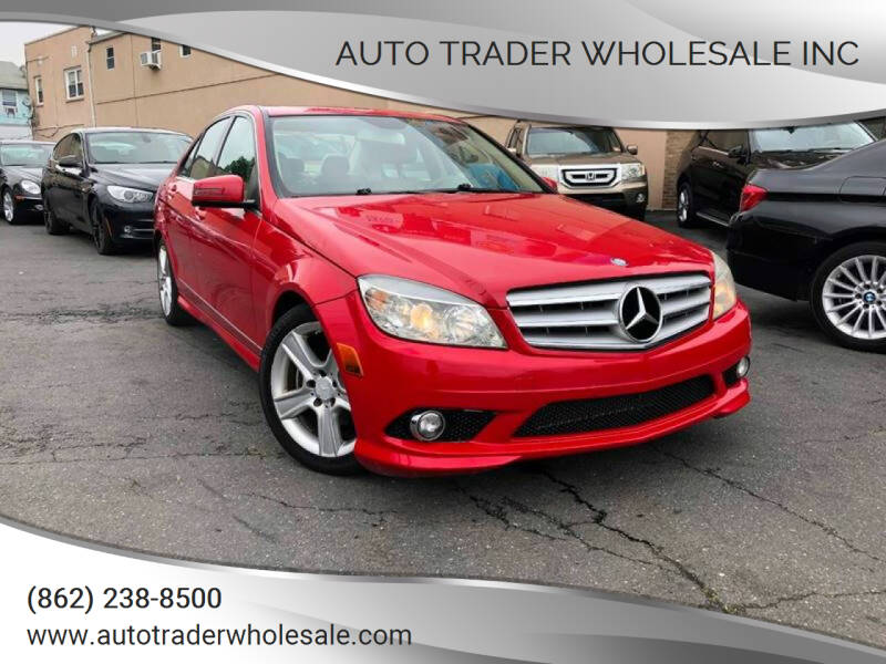2010 Mercedes-Benz C-Class for sale at Auto Trader Wholesale Inc in Saddle Brook NJ