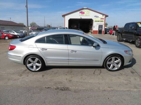 2011 Volkswagen CC for sale at Jefferson St Motors in Waterloo IA