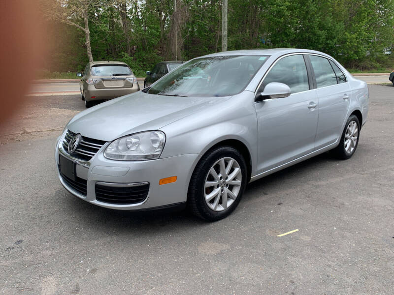2010 Volkswagen Jetta for sale at Manchester Auto Sales in Manchester CT