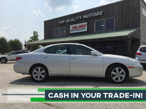 2005 Lexus ES 330 for sale at Top Quality Motors & Tire Pros in Ashland MO