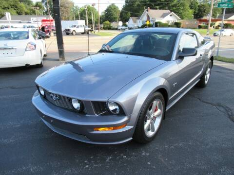 2007 Ford Mustang for sale at Lake County Auto Sales in Painesville OH