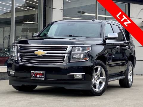 2016 Chevrolet Tahoe for sale at Carmel Motors in Indianapolis IN