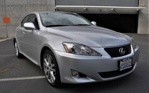 2007 Lexus IS 250 for sale at AMC Auto Sales Inc in San Jose CA