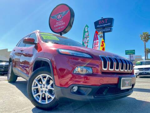 2014 Jeep Cherokee for sale at Auto Express in Chula Vista CA