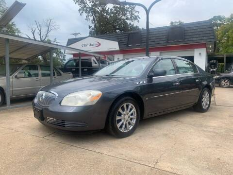 2009 Buick Lucerne for sale at C & P Autos, Inc. in Ruston LA
