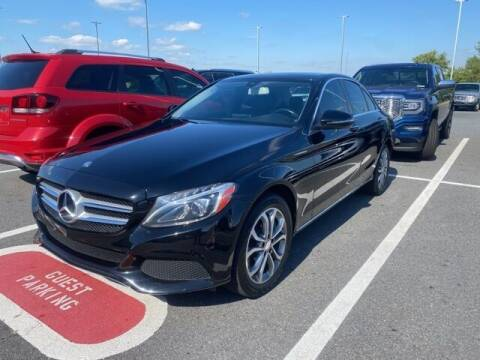 2017 Mercedes-Benz C-Class for sale at The Car Guy powered by Landers CDJR in Little Rock AR