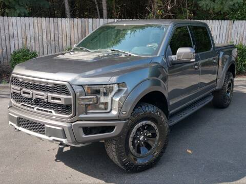 2018 Ford F-150 for sale at Mich's Foreign Cars in Hickory NC