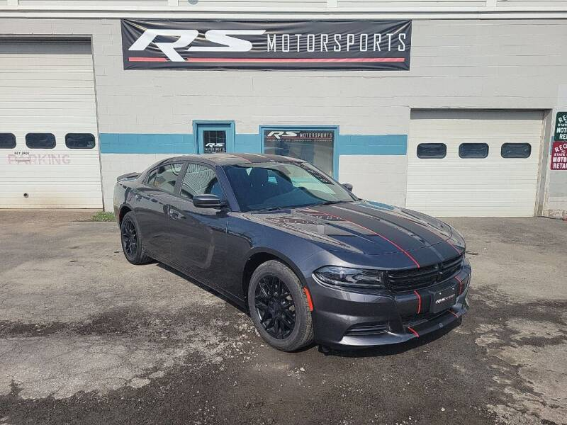 2018 Dodge Charger for sale at RS Motorsports, Inc. in Canandaigua NY