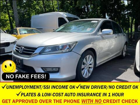 2013 Honda Accord for sale at AUTOFYND in Elmont NY