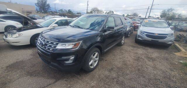 2017 Ford Explorer for sale at Hotline 4 Auto in Tucson AZ