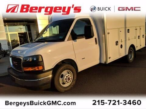 2020 GMC Savana Cutaway for sale at Bergey's Buick GMC in Souderton PA