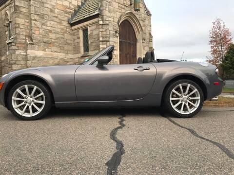 2007 Mazda MX-5 Miata for sale at Reynolds Auto Sales in Wakefield MA
