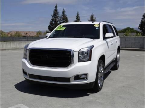 2015 GMC Yukon for sale at BAY AREA CAR SALES in San Jose CA