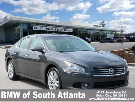 2010 Nissan Maxima for sale at Carol Benner @ BMW of South Atlanta in Union City GA