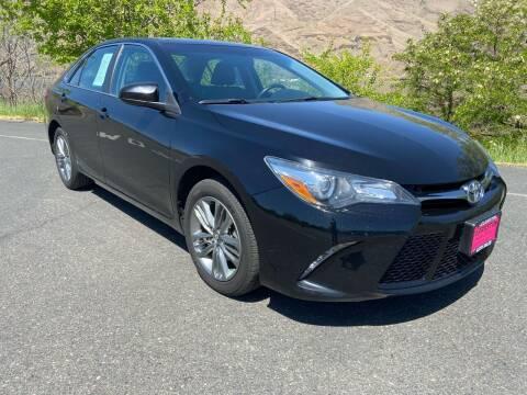 2016 Toyota Camry for sale at Clarkston Auto Sales in Clarkston WA