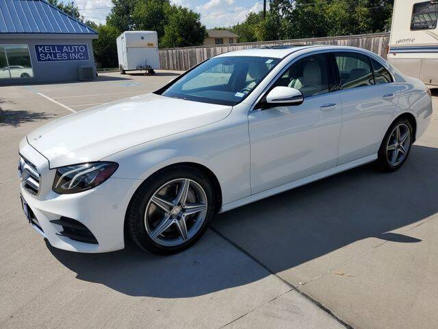 2017 Mercedes-Benz E-Class for sale at Kell Auto Sales, Inc - Grace Street in Wichita Falls TX
