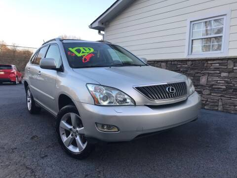 2004 Lexus RX 330 for sale at No Full Coverage Auto Sales in Austell GA