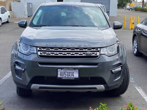 2016 Land Rover Discovery Sport for sale at Cars4U in Escondido CA