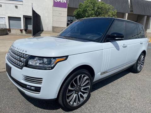 2017 Land Rover Range Rover for sale at HI CLASS AUTO SALES in Staten Island NY