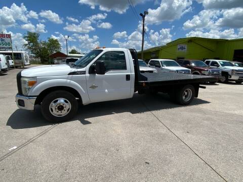2011 Ford F-350 Super Duty for sale at RODRIGUEZ MOTORS CO. in Houston TX