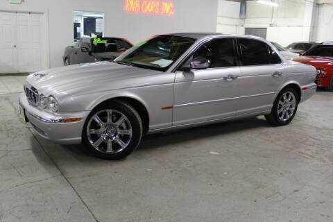 2004 Jaguar XJ-Series for sale at R n B Cars Inc. in Denver CO