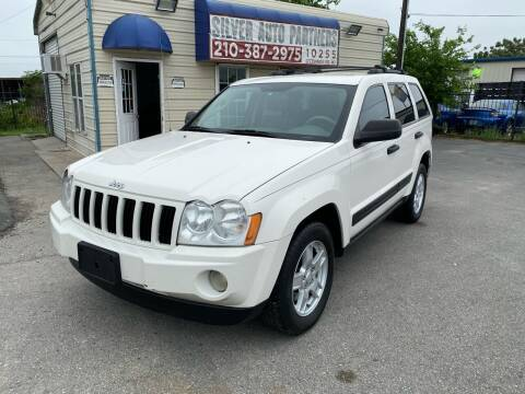 2005 Jeep Grand Cherokee for sale at Silver Auto Partners in San Antonio TX