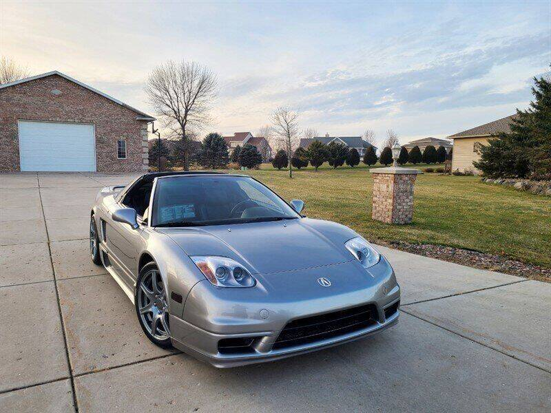 2004 Acura NSX for sale at A To Z Autosports LLC in Madison WI