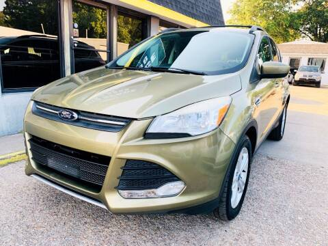 2013 Ford Escape for sale at Auto Space LLC in Norfolk VA