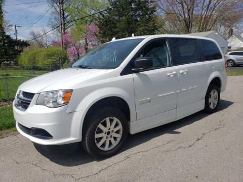 2014 Dodge Grand Caravan for sale at REM Motors in Columbus OH