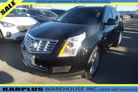 2016 Cadillac SRX for sale at Karplus Warehouse in Pacoima CA
