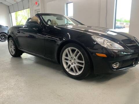 2009 Mercedes-Benz SLK for sale at The Car Buying Center in Saint Louis Park MN