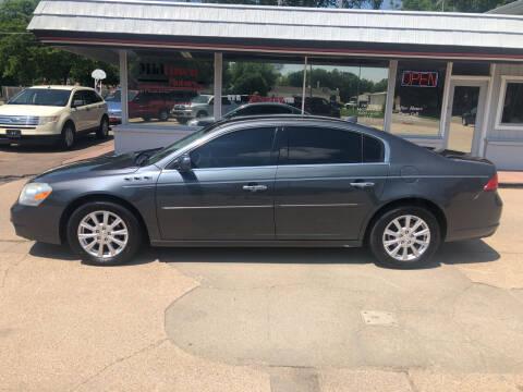 2011 Buick Lucerne for sale at Midtown Motors in North Platte NE