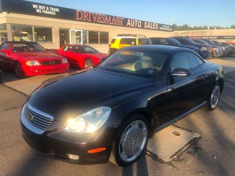 2003 Lexus SC 430 for sale at DriveSmart Auto Sales in West Chester OH