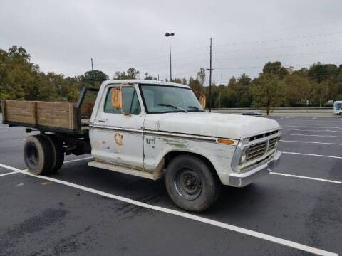 1973 Ford F-350 Super Duty for sale at Classic Car Deals in Cadillac MI