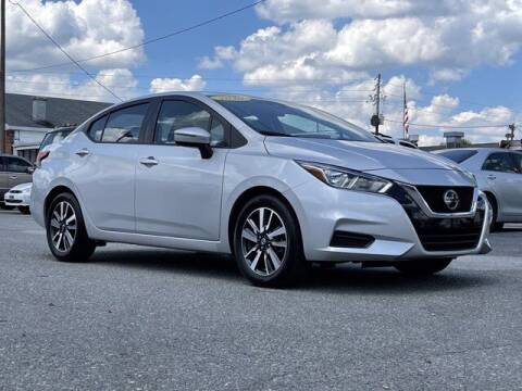 2020 Nissan Versa for sale at Auto Finance of Raleigh in Raleigh NC