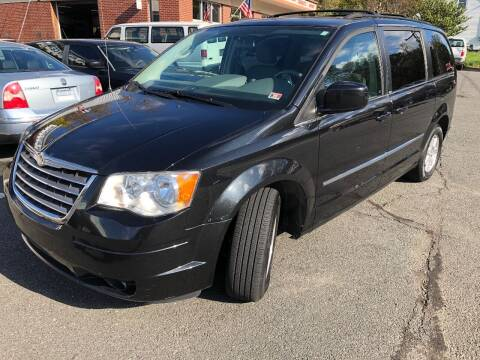 2010 Chrysler Town and Country for sale at REGIONAL AUTO CENTER in Fredericksburg VA