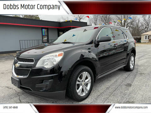 2011 Chevrolet Equinox for sale at Dobbs Motor Company in Springdale AR