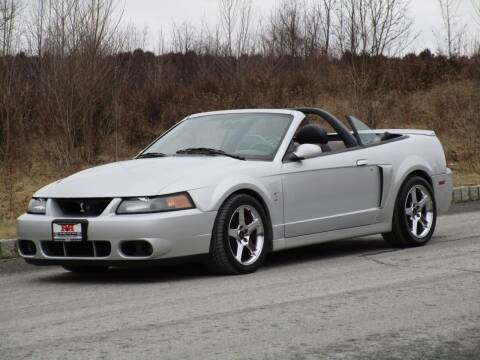 2004 Ford Mustang SVT Cobra for sale at R & R AUTO SALES in Poughkeepsie NY