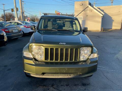 2008 Jeep Liberty for sale at Better Auto in South Darthmouth MA
