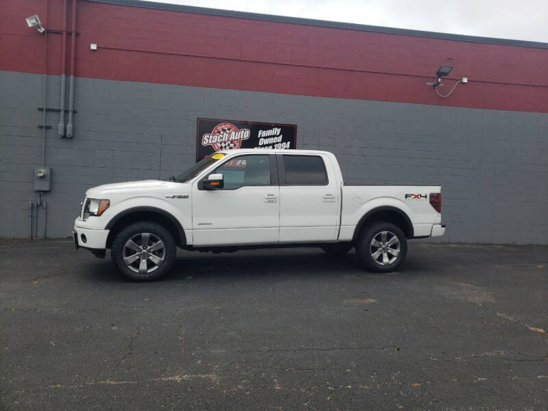 2011 Ford F-150 for sale at Stach Auto in Janesville WI