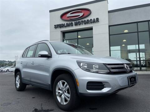 2017 Volkswagen Tiguan for sale at Sterling Motorcar in Ephrata PA