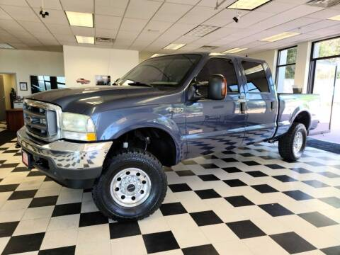 2004 Ford F-250 Super Duty for sale at Cool Rides of Colorado Springs in Colorado Springs CO