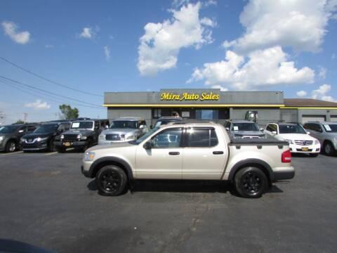 2007 Ford Explorer Sport Trac for sale at MIRA AUTO SALES in Cincinnati OH