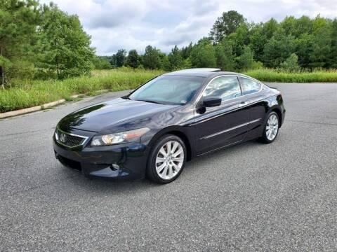 2010 Honda Accord for sale at Apex Autos Inc. in Fredericksburg VA