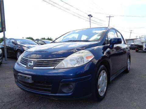 2007 Nissan Versa for sale at All State Auto Sales in Morrisville PA