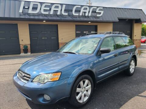 2006 Subaru Outback for sale at I-Deal Cars in Harrisburg PA