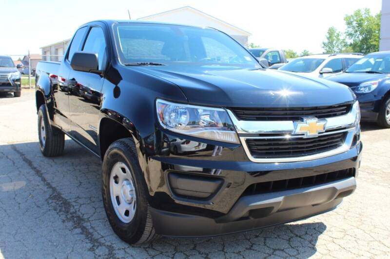 2018 Chevrolet Colorado for sale in Columbus, OH