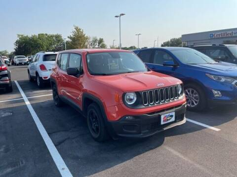 2017 Jeep Renegade for sale at Karl Pre-Owned in Glidden IA